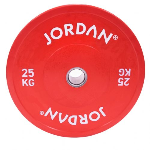 Jordan HG Coloured Rubber Bumper Plates from £38